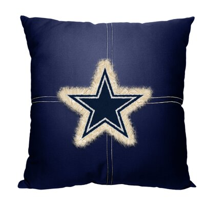 NFL Throw Pillow NFL Team: Cowboys