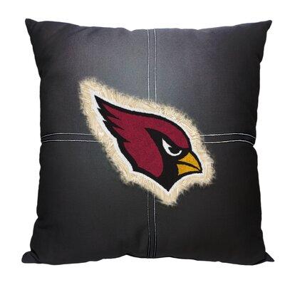 NFL Cardinals Cotton Throw Pillow