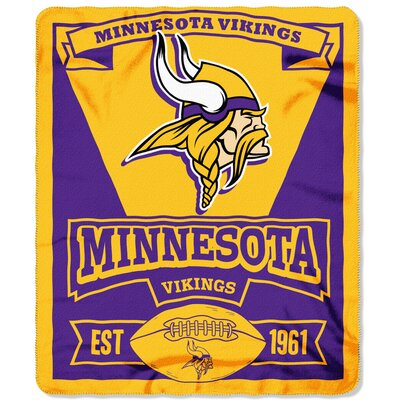 NFL Vikings Marque Throw