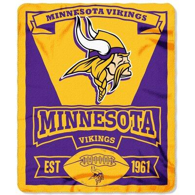 NFL Vikings Marque Throw