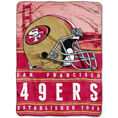NFL 49ERS Throw