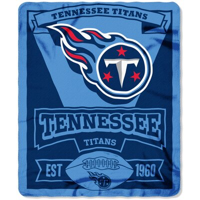 NFL Titans Marque Throw