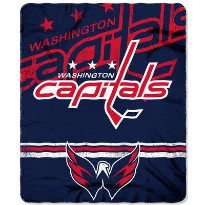 NHL Capitals Fade Away Throw