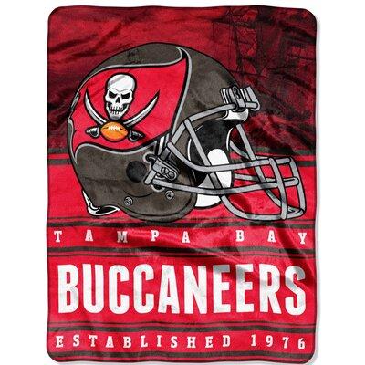 NFL Buccaneers Stacked Throw