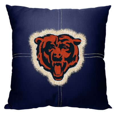 NFL Throw Pillow NFL Team: Bears