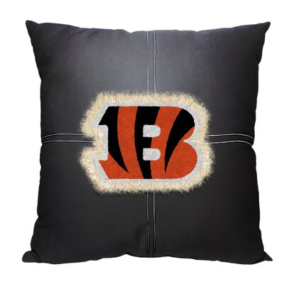 NFL Throw Pillow NFL Team: Bengals