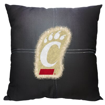 Collegiate Cincinnati Cotton Throw Pillow