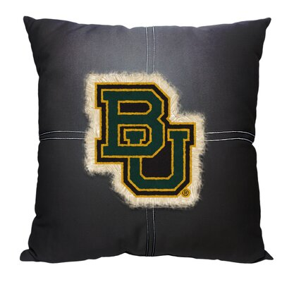 NCAA Throw Pillow NCAA Team: Baylor University