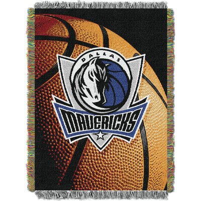 NBA Mavericks Photo Real Throw