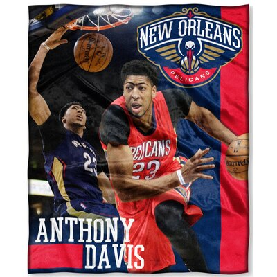 NBA Pelicans Anthony Davis Throw