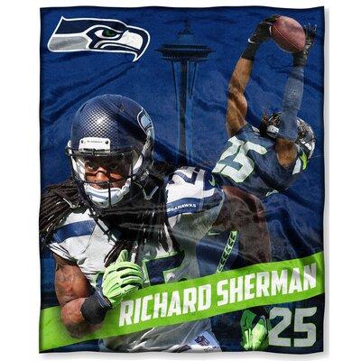 NFL Seahawks Richard Sherman Throw