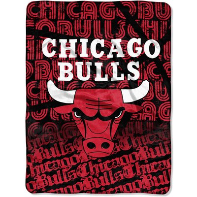 NBA Bulls Redux Throw