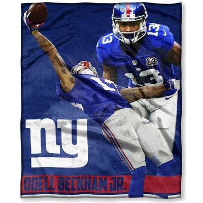 NFL New York Giants Odell Beckham Jr. Throw