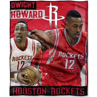 NBA Dwight Howard Rockets Throw