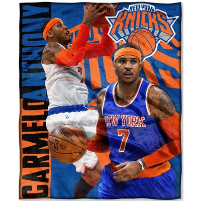 NBA Carmelo Anthony Knicks Throw