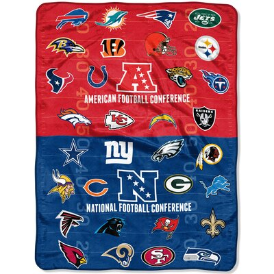 NFL House Divided Throw