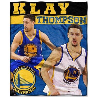 NBA Warriors Klay Thompson Throw
