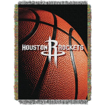 NBA Rockets Photo Real Throw