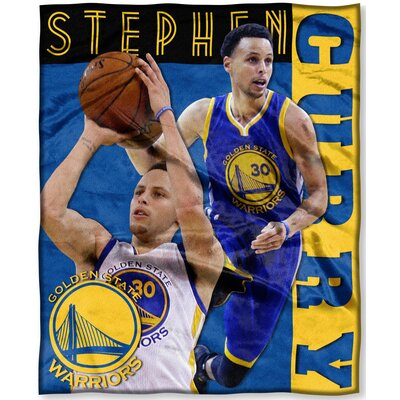 NBA Warriors Stephen Curry Throw