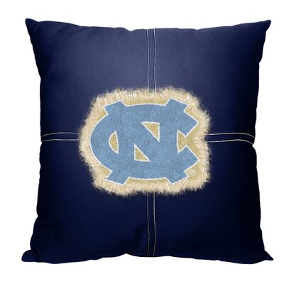 NCAA Throw Pillow NCAA Team: University of North Carolina