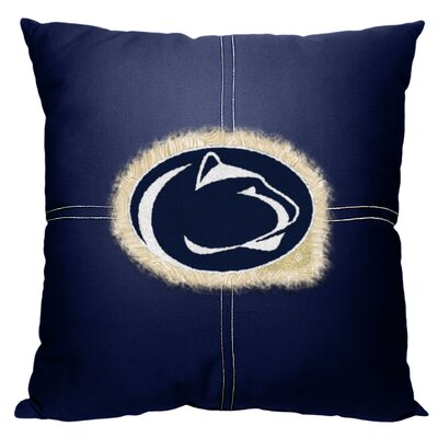 NCAA Throw Pillow NCAA Team: Pennsylvania State University
