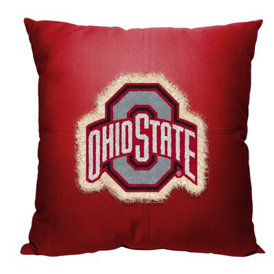 Collegiate Ohio State Cotton Throw Pillow