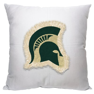 NCAA Throw Pillow NCAA Team: Michigan State University