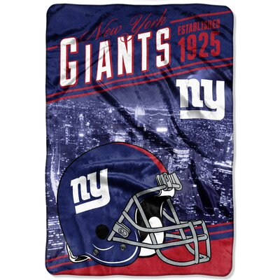 NFL New York Giants Stagger Throw