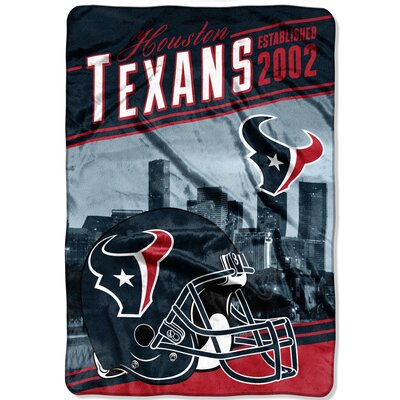 NFL Texans Stagger Throw