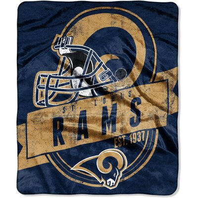 NFL Rams Grand Stand Throw
