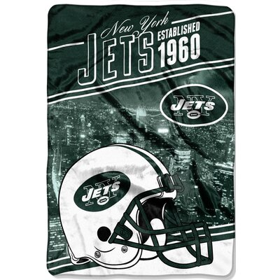 NFL Jets Stagger Throw