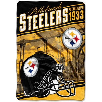 NFL Steelers Stagger Throw