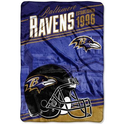 NFL Ravens Stagger Throw