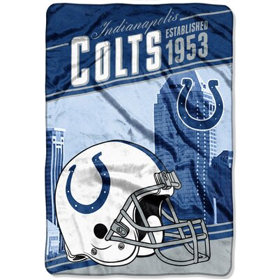 NFL Colts Stagger Throw