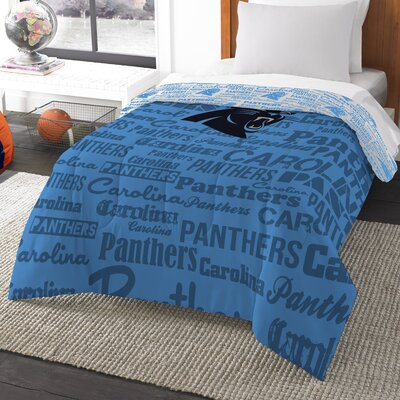 NFL Panthers Anthem Comforter