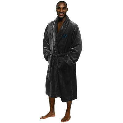 NFL Bathrobe Size: Large/Extra Large, NFL Team: Panthers