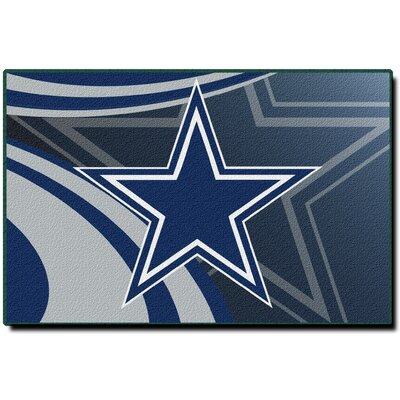 Cosmic 2010-Cowboys Blue Area Rug