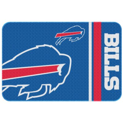 NFL Bills Bath Rug