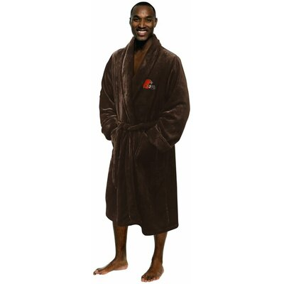 NFL Bathrobe Size: Large/Extra Large, NFL Team: Browns