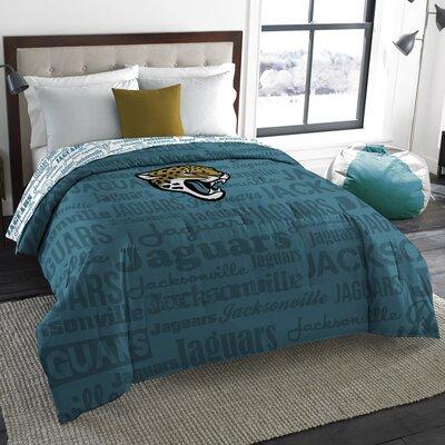 NFL Jaguars Anthem Comforter