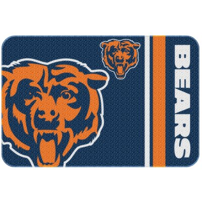 NFL Bears Bath Rug