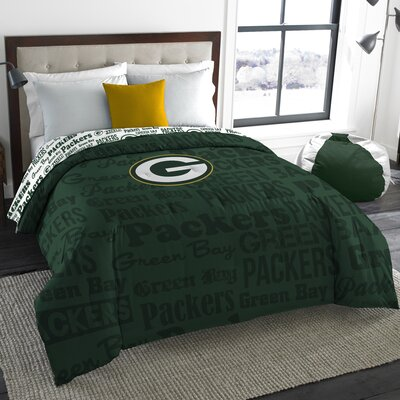 NFL Packers Anthem Comforter
