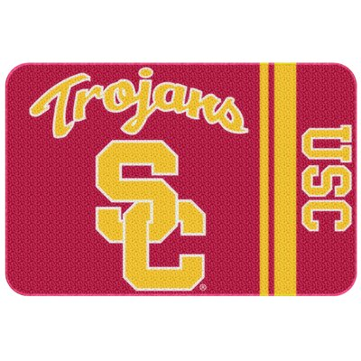 Collegiate University of Southern California Bath Rug