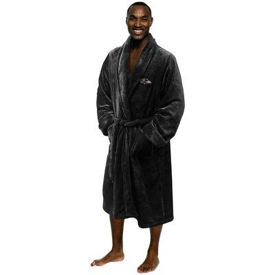 NFL Ravens Mens Bathrobe Size: Large/Extra Large