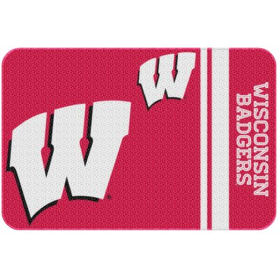 NCAA Bath Rug NCAA Team: University�of�Wisconsin