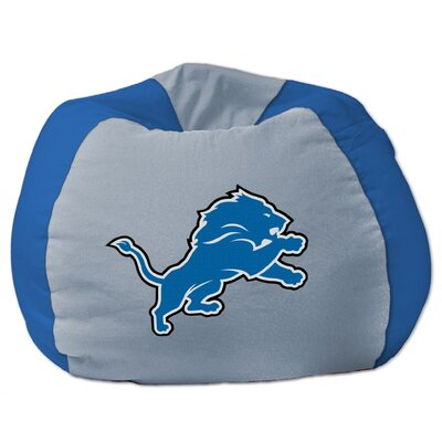NFL Bean Bag Chair NFL Team: Detroit Lions