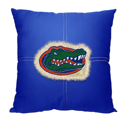 NCAA Throw Pillow NCAA Team: University of Florida