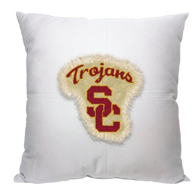 Collegiate University of Southern California Cotton Throw Pillow