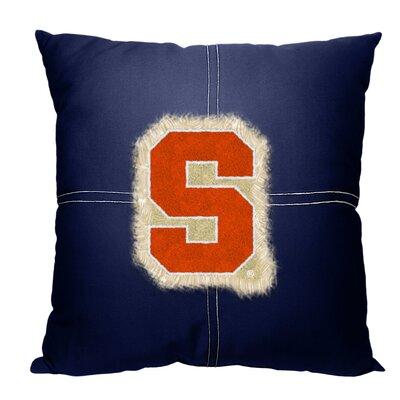 Collegiate Syracuse Cotton Throw Pillow