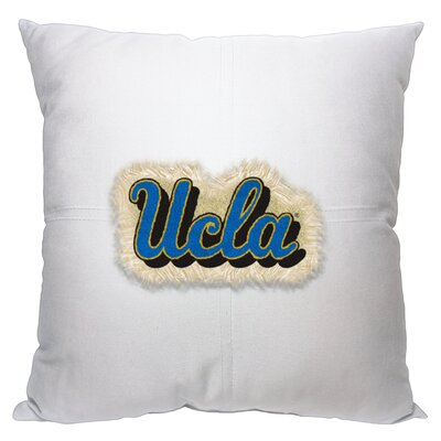 Collegiate UCLA Cotton Throw Pillow